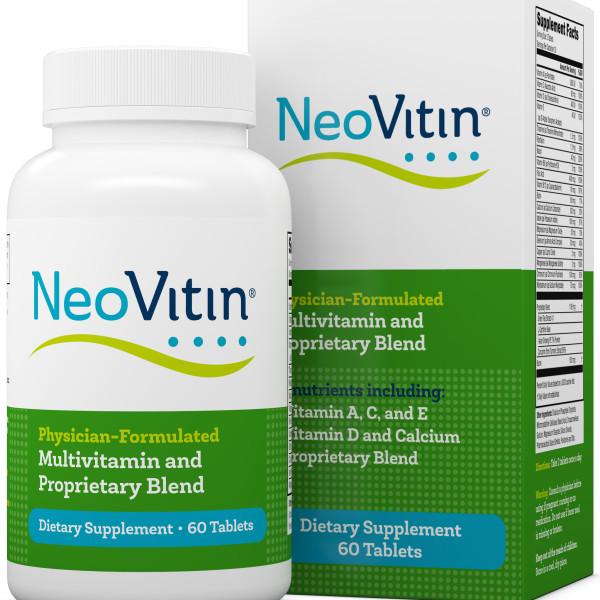 NeoVitin Original Bottle and Box