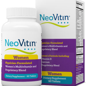 NeoVitin Women Bottle and Box