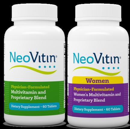 NeoVitin Bottle Home