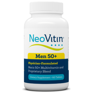 NeoVitin Men 50 Plus Formula Multivitamin