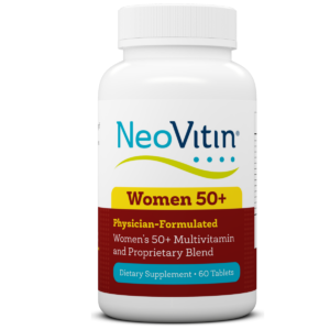 NeoVitin Women 50 Plus Multivitamin